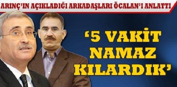 DEMEK  Kİ  ORROSPU  ÇOCUKLARI  DA  NAMAZ  KILARMIŞ...