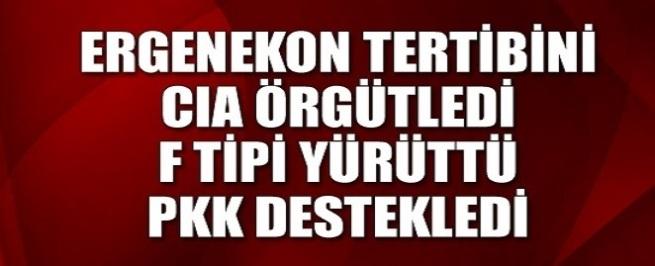 ERGENEKON  TERTİBİ