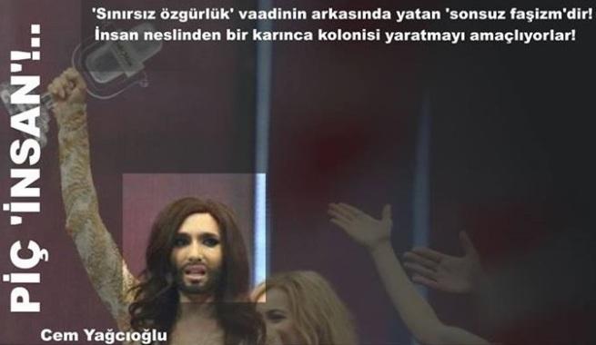 PİÇ  İNSAN