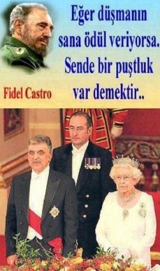 FİDEL HEP HAKLI