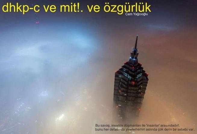 DHKP-C VE MİT VE ÖZGÜRLÜK